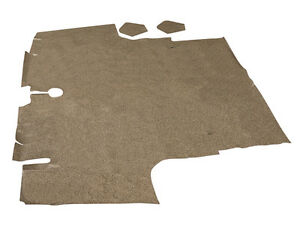 New 1969 1970 Ford Mustang Trunk Mat Speckled Pattern Fastback Mach 1 Boss