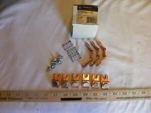 General Electric 55 153677g002 Contact Kit New In Box Nema 3 Poles 3 See Pics
