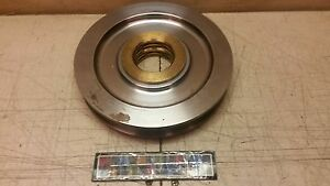 Nos Groove Pulley 22 30576 1 3020006402915 Bore 2 5