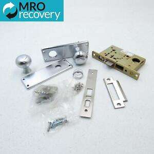 Sargent 7800 Mortise Lock Right Hand Silver R Wtc 7805 26d new In Box