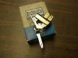 Nos Oem Ford 1966 Mercury Comet Heater Switch Cyclone Caliente
