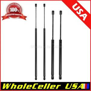 2 Set Window Glass Liftgate Lift Supports Struts For 2006 2009 Jeep Commander