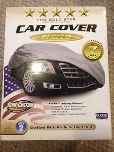 Premier Car Cover Size 2 Tyvek New In Box Nib Usa Made 13 14 Small Compact