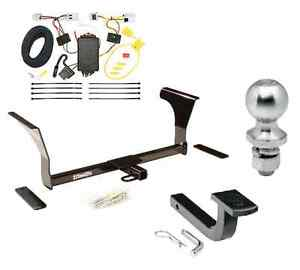 Class 1 Draw Tite Trailer Hitch Tow Kit W 2 Ball Wiring For Altima Maxima