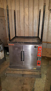 Market Forge Electric Power Saver Commercial Restaurant Bakery Convection Oven