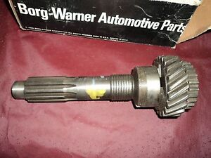 Nos 1957 1959 Ford 5 Speed Transmission Main Drive Gear Wt271 16a Truck B C F
