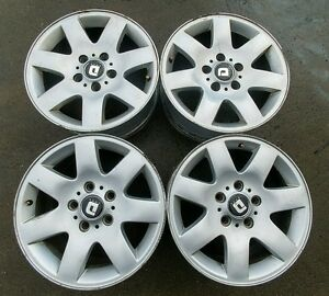 Oem Bmw 16 Wheels Fit 325 And More 16x7 5x4 75 Is47 Winter Wheels On Sale