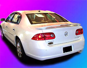 Painted Buick Lucerne Custom Style I Spoiler 2006 2011