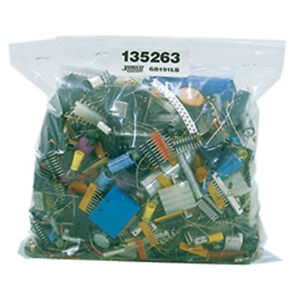 3 pound Miscellaneous Electronic Component Grab Bag