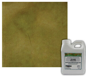 Professional Easy To Apply Concrete Acid Stain mossy Oak 16oz