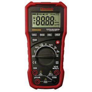 Dawson Tools Ddm230b 4000 count Autoranging Digital Multimeter With Usb Interfac