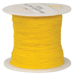 Wire Wrap Kynar Yellow 1000 Feet 30awg 1000 Foot Rolls