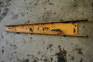 Lift Arm Support Strut Case 1845b Skid Steer