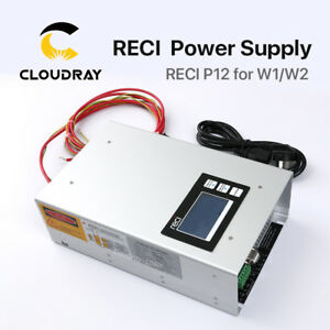 Co2 Power Supply Reci P12 With Led Display For Laser Tube W1 S2 W2 Z2 Engraving
