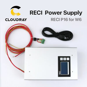 130w Co2 Power Supply Reci P16 With Led Display Laser Tube 110v 220v Engraving
