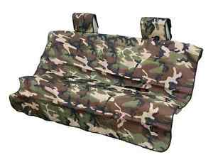 Aries 3147 20 Camoflage Waterproof Non skid Universal 66 By 55 5 Seat Defender