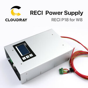 150w Co2 Power Supply Reci P18 With Led Display Laser Tube 110v 220v Engraving
