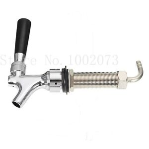 Draft Beer Faucet With 92 5mm G5 8 Long Shank Combo Kit Tap For Kegerator