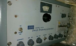 Vintage jerrold 900 a Sweep Frequency Generator