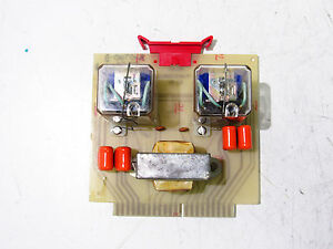 Deltrol 60 2g Relay Transformer Pcb Circuit Board xlnt