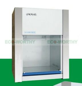Eco Laminar Flow Hood Air Flow 2 Ft Wide Clean Bench Workstation Vd Hd 650