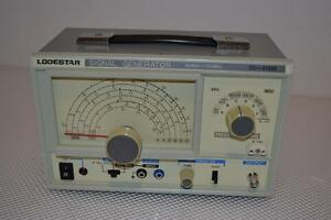 One New Lodestar Radio Frequency Signal Generator Sg 4160b