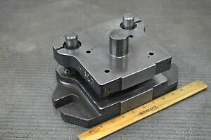 Producto Punch Press Die Shoe Tooling Pneumatic Die Frame Air Bench Press 009