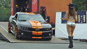 Chevy Camaro Ss Rs Chevrolet 10 Racing Stripes Graphic Decal Sticker 36 Feet