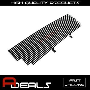 For Ford Ranger Edge 4wd 2001 2003 Upper Billet Grille Grill Insert