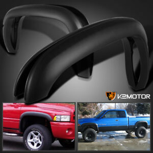 1994 2001 Dodge Ram 1500 2500 3500 Textured Factory Style Wheel Fender Flare 4pc