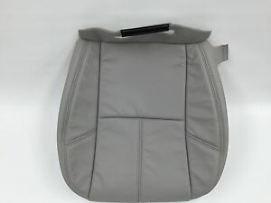2007 2013chevy Silverado Avalanche Seat Cover Leather Passenger Lt titanium 833