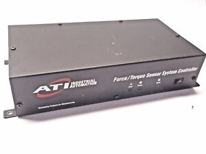 Ati Industrial Automation Stand alone Controller Force torque Sensor