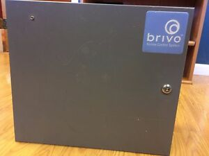 Brivo Access Control System Acs4100w Used