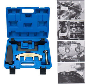 Mercedes Benz M271 Camshaft Alignment Timing Chain Fixture Tool Kit 03 05 C230