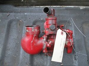 1958 Farmall 460 Lp Gas Farm Tractor Carburetor Free Shipping