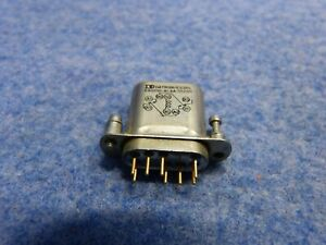 Lot Of 11 Datron es Div Relays 68gb95 a1 aa 552 2