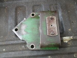 1966 Oliver 1850 1800 Diesel Tractor Draw Bar Anchor Support Bracket Free Ship
