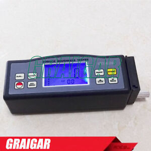 Srt6210 Digital Surface Roughness Tester Meter Ra Rz Rq Rt Multi parameter