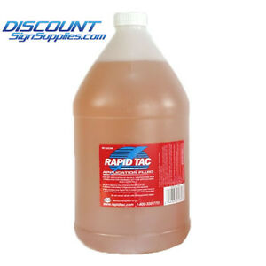 Rapid Tac Gallon Free Shipping Use With Vinyls And Application Tapes