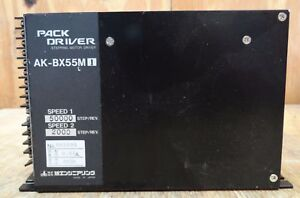Pack Driver Ak bx55m 1 Stepping Motor Driver