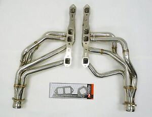 Obx Long Tube Header Exhaust For 1967 1968 1969 1970 B body Mopar 383 440