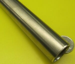 316 Stainless Steel Tube 1 1 4 Od X 1 010 Id X 120 Wall X 12 Length