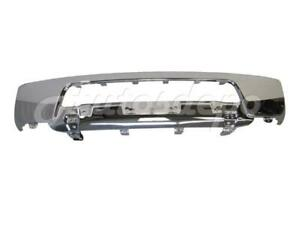 For 2005 2008 Frontier Front Steel Bumper Face Bar W o Off Road Pkg