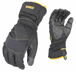 Dewalt Dpg750 Extreme Condition Insulated Work Glove Waterproof