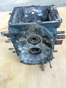 Kubota B6000 Tractor Ring Gear Pinion Differential Rear Housing Assembly Pto