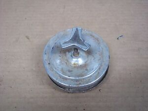 Old Vintage Small Chrome Air Cleaner Nut Topper Knob Rat Rod Ford Chevy Dodge