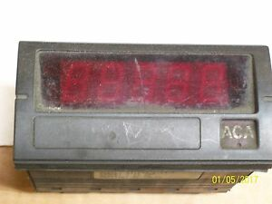 Simpson Electric Falcon Digital Panel Meter F45 1 14 0