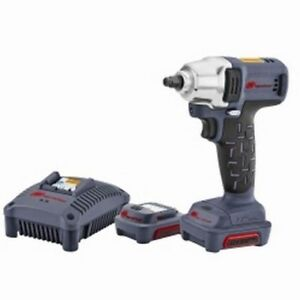 3 8 12v Cordless Impact Wrench Kit Irc w1130 k2 Brand New
