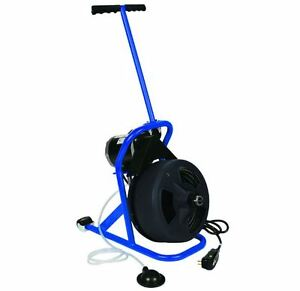 100 Electric Power Machine Auger Cable Drain Clog Pipe Sewer Tub Cleaner Snake