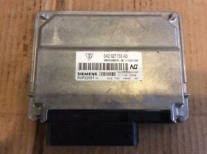 05 06 Porsche Cayenne At Transfer Case Control Module